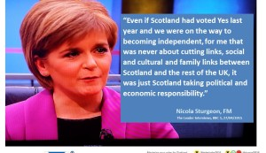 NS Independence - Scotland taking responsibility