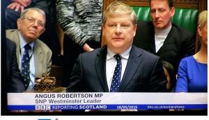 Angus Robertson Scotland's voice being heard