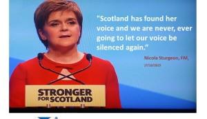 NS Our Voice SNP2015 Conf