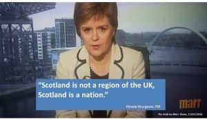 NS Scotland - a Nation