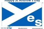 Happy St Andrew's Day 2020