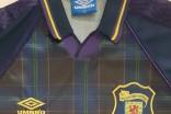 Scotland 1996 Euro Shirt