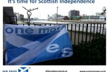 Glasgow - It's time for Scottish Independence